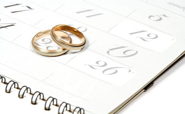 Como planejar um casamento poucos meses