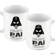 Caneca presente dia dos pais Darth Vader